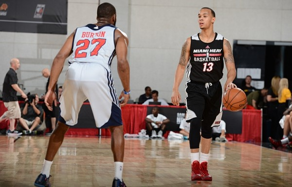 Shabazz Napier NBA Summer League
