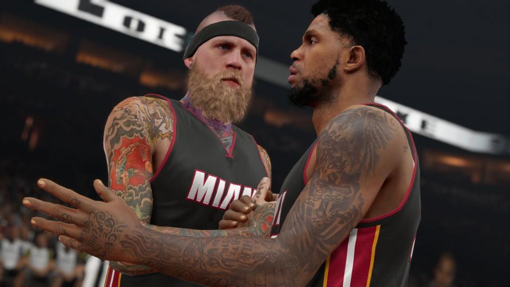 Chris Andersen NBA 2K15
