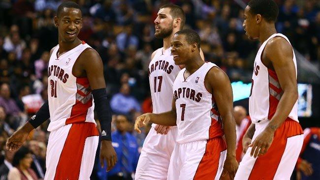Toronto Raptors 2014-2015