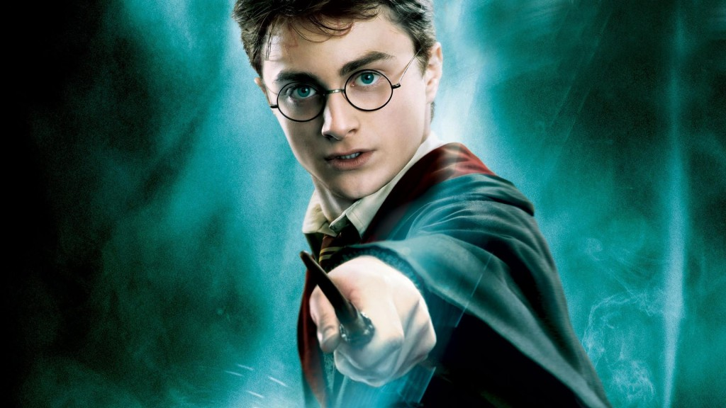 Chris Bosh Harry Potter