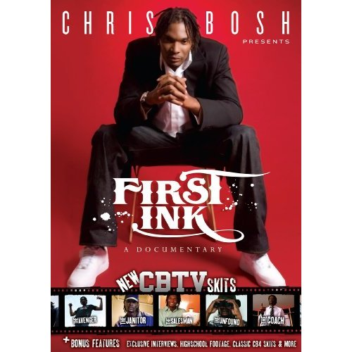 Chris Bosh First Ink