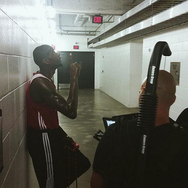 James Ennis Miami Heat Player Intro