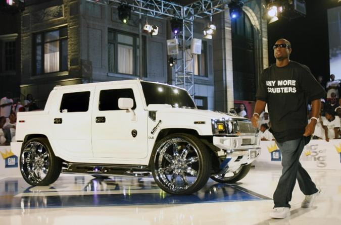 Dwyane Wade and Haute Living Host Hublot Collector's ... |Dwyane Wade Cars Collection