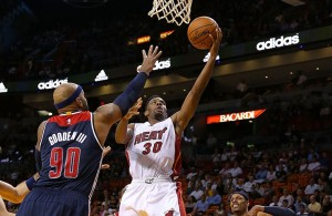 Norris Cole Against the Wizards