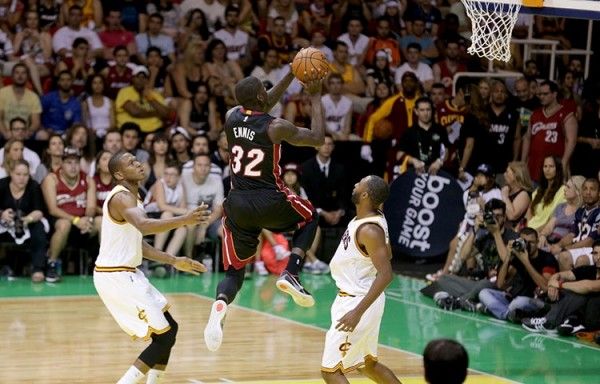 James Ennis Against the Cleveland Cavaliers