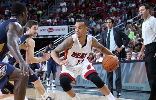 Miami Heat vs. New Orleans Pelicans Preseason Highlights