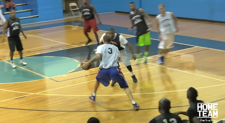 Jason Williams Orlando Pro-Am League