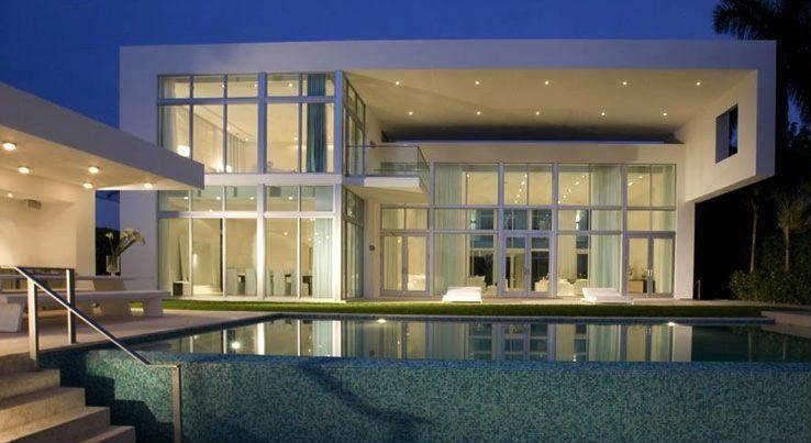 Chris Bosh's house