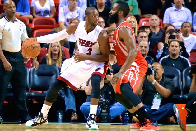 Heat vs. Rockets Game Preview: Heat Look To Remain Undefeated