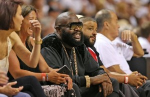 Rick Ross Miami Heat