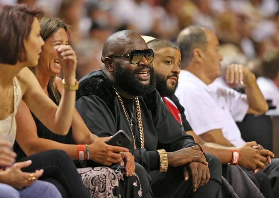 Rick Ross Miami Heat