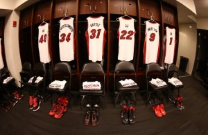 Miami Heat Uniforms
