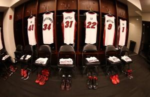 Miami Heat Uniforms