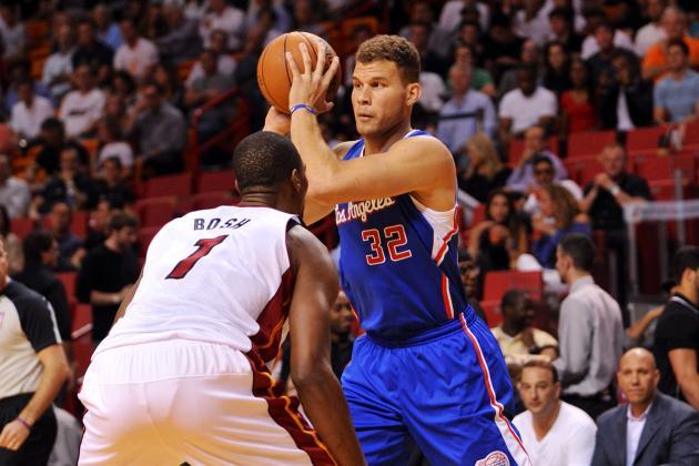 Chris Bosh Defends Blake Griffith