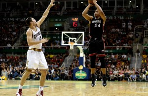 Andre Dawkins Miami Heat