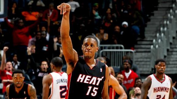Mario Chalmers Miami Heat