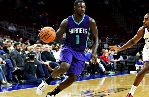Lance Stephenson of the Charlotte Hornets