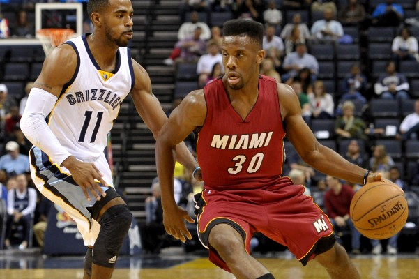 Norris Cole, Mike Conley