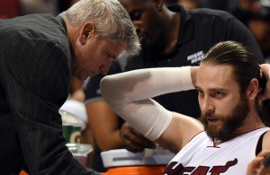 Josh McRoberts Injury