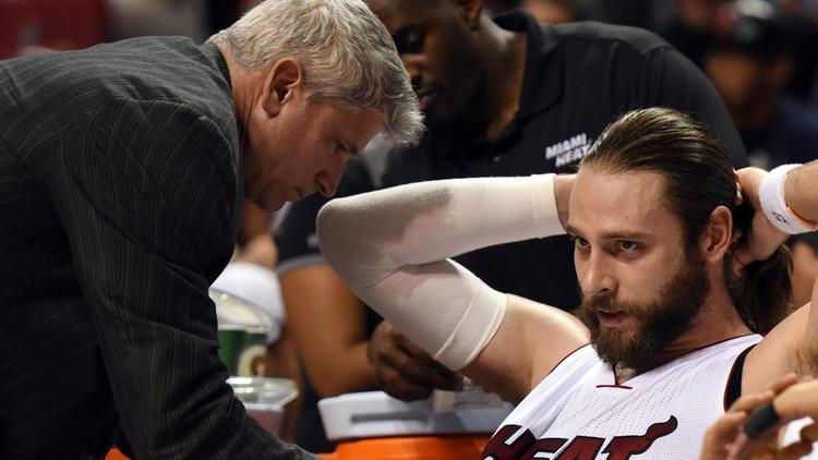 Josh McRoberts Injury