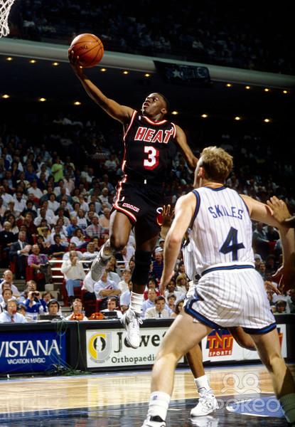 Sherman Douglas Miami Heat