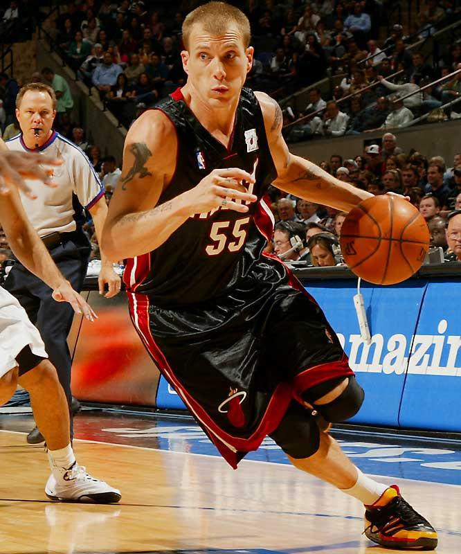 Jason Williams Miami Heat