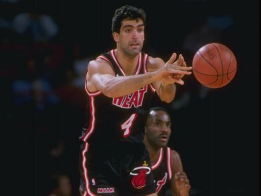 Rony Seikaly Miami Heat