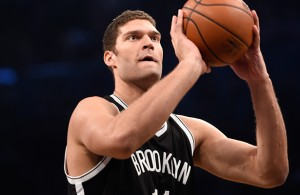 Brook Lopez of the Nets