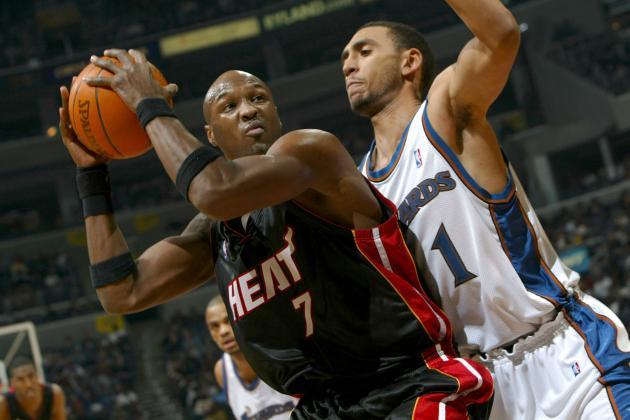 Lamar Odom Miami Heat