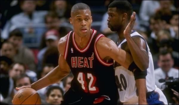 P.J. Brown Miami Heat