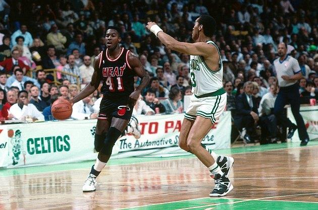 Glen-Rice Miami Heat
