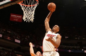 Video: Hassan Whiteside Full Highlights vs. Nets (5 Blocks)