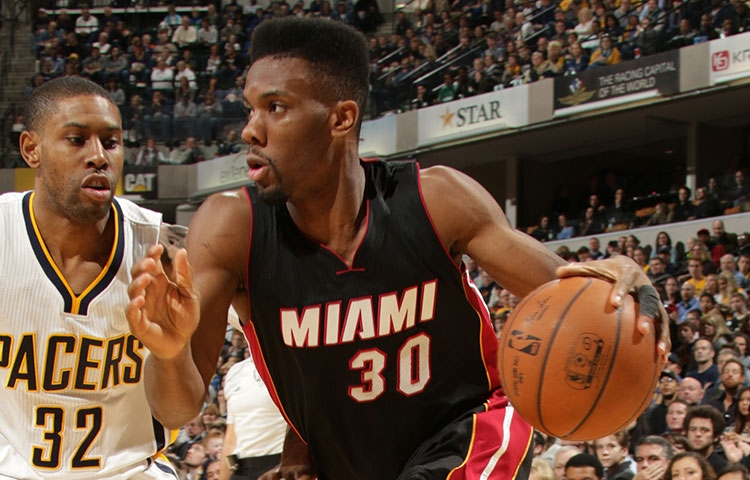 Norris Cole of the Miami Heat