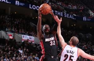 James Ennis of the Miami Heat
