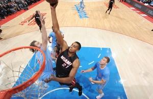 Hassan Whiteside of the Miami Heat