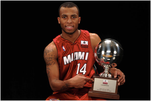 Daequan Cook Miami Heat