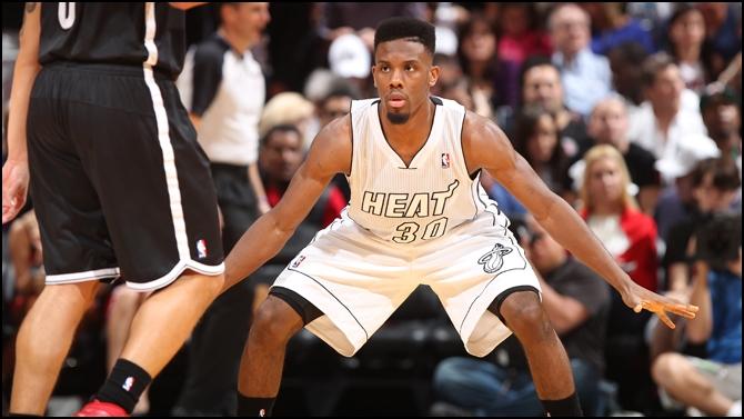 Norris Cole of the Miami Heat