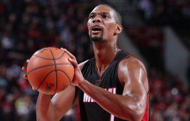 Miami Heat: Chris Bosh Not Living Up To Contract Status