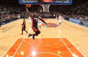 James Ennis Dunk vs. Knicks