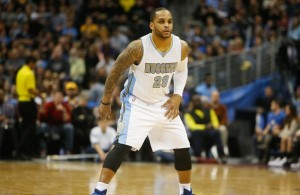 Denver Nuggets Jameer Nelson