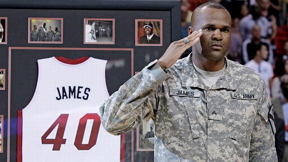 Tim James Miami Heat