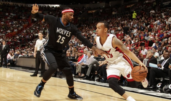 Shabazz Napier vs. Mo Williams