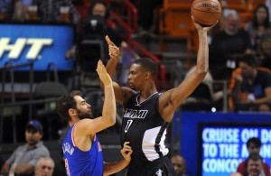 Miami Heat News: Chris Bosh to Miss Friday's Game vs. Knicks