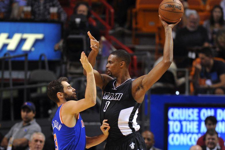 Miami Heat News: Chris Bosh to Miss Friday's Game vs. Knicks