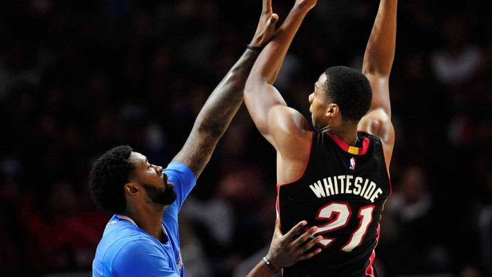 5 Reasons Why Hassan Whiteside Deserves This Year's Most Improved Player Award