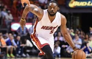 Henry Walker of the Miami Heat