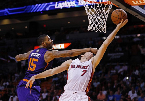 Miami Heat vs. Phoenix Suns Game Recap: Tempers Flare in Heat's Impressive Victory over Suns