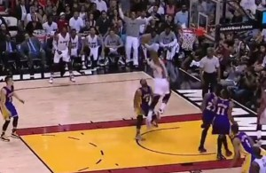 Video: Hassan Whiteside Throws Down the Ridiculous Alley-Oop