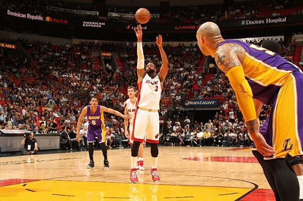 Miami Heat vs. Los Angeles Lakers Game Recap: Heat Hold on Late for Second Straight Victory