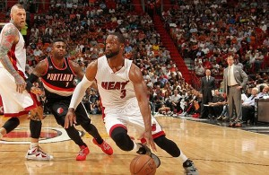 Heat vs. Blazers Game Recap: Wade's Legacy Reigns Supreme